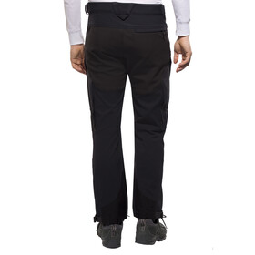 Haglöfs Rugged II Mountain Pants Short Men true black solid